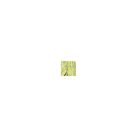 Мулине Trellis green DMC522 фото
