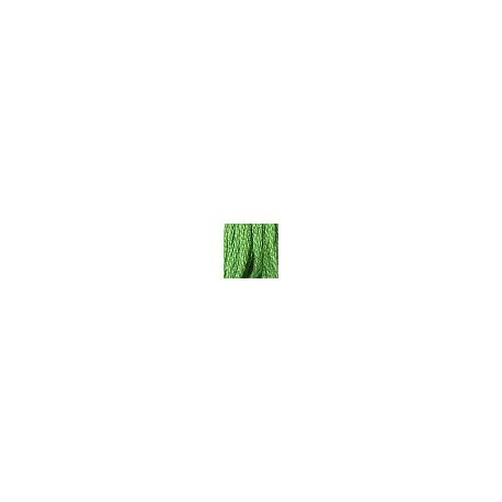 Мулине Malachite green DMC562 фото