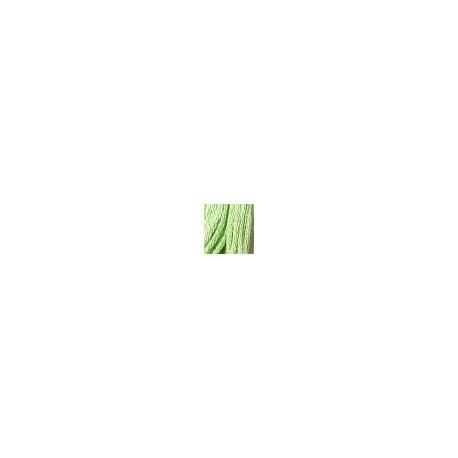 Мулине Light malachite green DMC564 фото