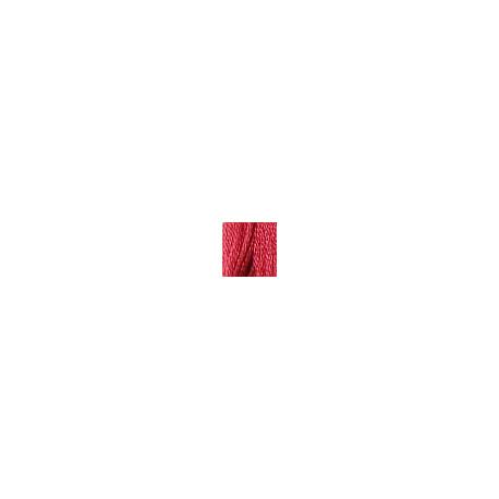 Мулине Crimson pink DMC600 фото