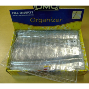 Файлы DMC для хранения мулине на косточках U1242L.