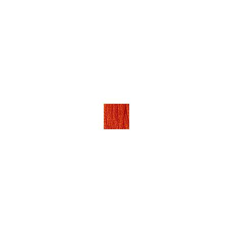 Мулине Bright red DMC666 фото