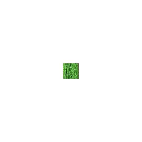 Мулине Lawn green DMC701 фото