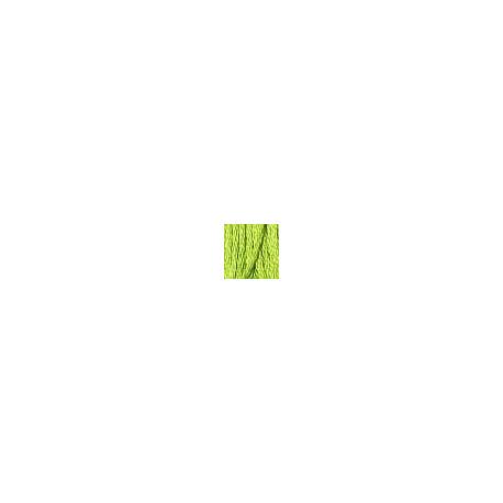 Мулине Lime green DMC704 фото