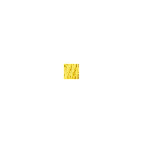 Мулине Sunlight yellow DMC725 фото