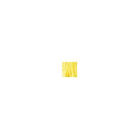 Мулине Mimosa yellow DMC726 фото