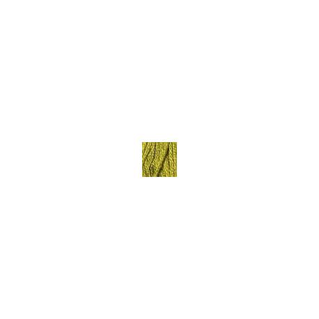 Мулине Khaki green DMC730 фото