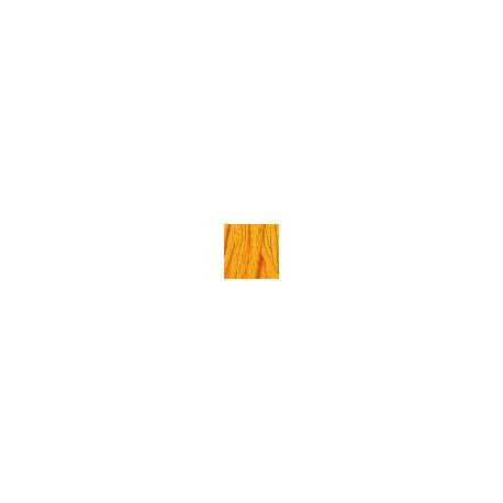 Мулине Tangerine orange DMC741 фото