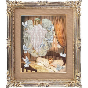 Набор для вышивания КиТ 40911 Ангел сна фото