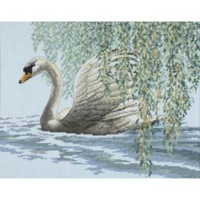 Набор для вышивания  Dimensions 35231 Willow Swan