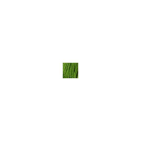 Мулине Avocado green DMC904 фото