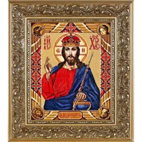 Набор для вышивки крестом Alisena 1072а Вседержитель