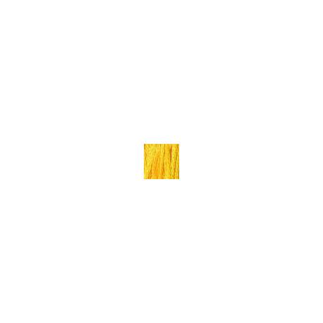 Мулине Curry yellow DMC972 фото