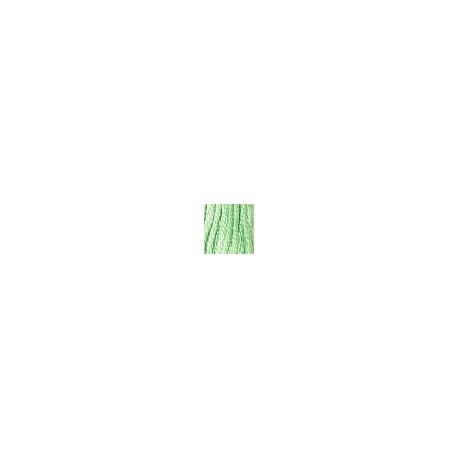 Мулине Light green DMC993 фото