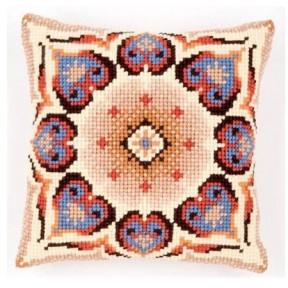 Набор для вышивки подушки Vervaсo PN-0145223 Geometric with