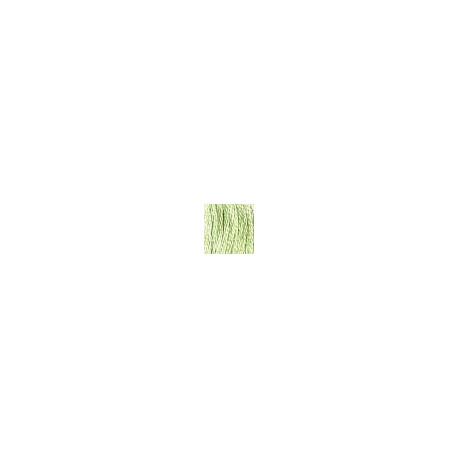 Мулине Light green DMC3813 фото