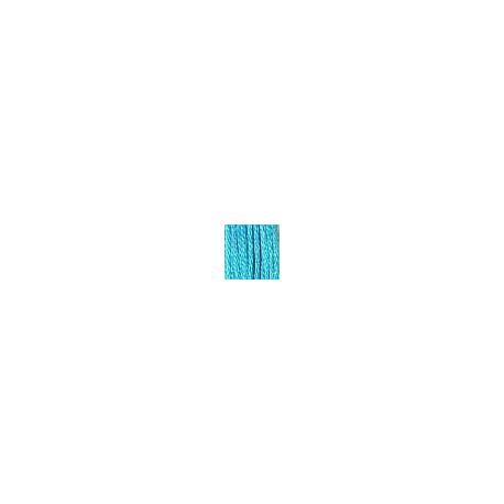 Мулине Swimming pool blue DMC3843 фото