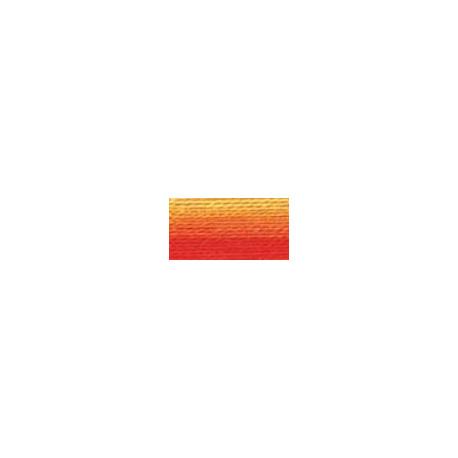 Мулине Variegated Burnt Orange DMC051 фото