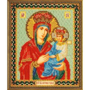Набор для вышивания бисером Кроше В-169 Богородица Споручница Грешных