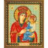 Набор для вышивания бисером Кроше В-169 Богородица Споручница