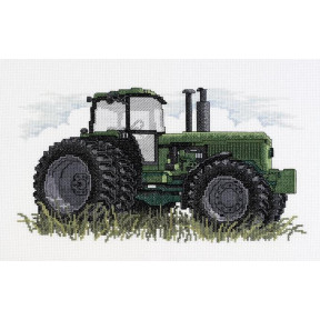Набор для вышивания Janlynn 080-0474 Tractor