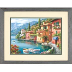 Набор для вышивания Dimensions 70-35285 Lakeside Village