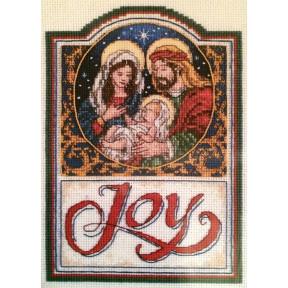 Набор для вышивания крестом Classic Design Благословенная семья 4381