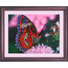 Набор для вышивания бисером Butterfly 102 Бабочка фото