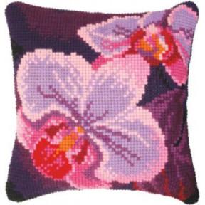Набор для вышивки подушки Чарівна Мить РТ-181 Орхидея