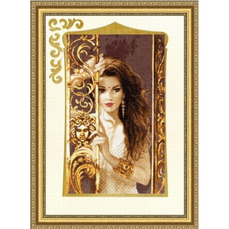 Набор для вышивки Золотое Руно ГТ-040 Жасмин фото