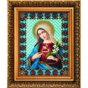 Набор для вышивания Чарівна Мить Б-1232 Непорочное сердце Марии