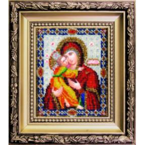 Набор для вышивания Чарівна Мить БЮ-005 Владимирская икона