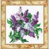 Набор для вышивки крестом Риолис 242 Сирень фото