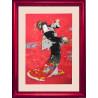 Набор для вышивания бисером Butterfly 401 Осенний танец фото