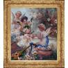 Набор для вышивания бисером Butterfly 402 Райская мелодия фото