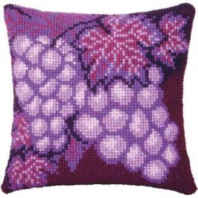 Набор для вышивки подушки Чарівна Мить РТ-182 Виноград