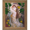 Набор для вышивания бисером Butterfly 419 Кристина фото