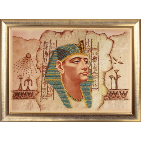 Набор для вышивания бисером Butterfly 420 Фараон фото