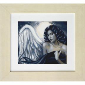 Набор для вышивки гобелена Luca-S G362 Соблазнительный ангел