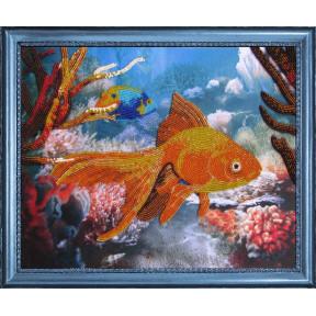 Набор для вышивания бисером Butterfly 556 Рыбка