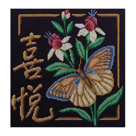 Набор для вышивки крестом Panna И-1688 Радость фото