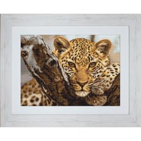 Набор для вышивки гобелена Luca-S G525 Леопард