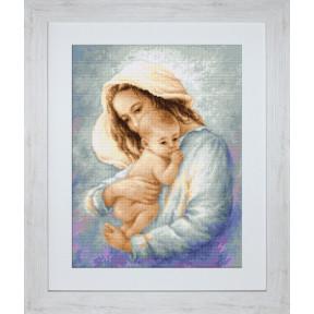 Набор для вышивки гобелена Luca-S G537 Мать и дитя