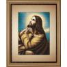 Набор для вышивки крестом Luca-S Молитва Иисуса B306 фото