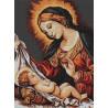 Набор для вышивки крестом Luca-S Божья Матерь B325 фото
