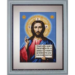 Набор для вышивки крестом Luca-S  Спаситель B417