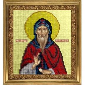 Набор для вышивания бисером КиТ 20117 Св. Сергий Валаамский фото