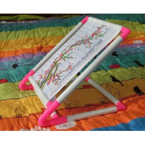 Сборная рамка-пяльцы SQ2530 30 х 35 см настольные фото