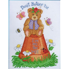 Набор для вышивания Janlynn 079-0031 On The Pot