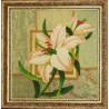 Набор для вышивания бисером Butterfly 252 Белая лилия фото